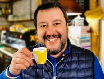 Salvini: ultima tappa a Bibbiano
