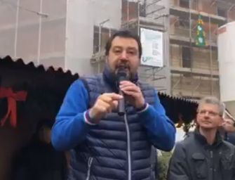 Salvini: avviso di sfratto al governo