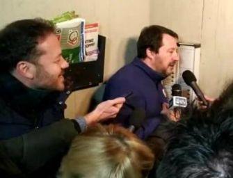 Salvini citofona, indagine interna dell'Arma
