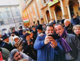 Salvini: Bonaccini prende in giro i sindaci, Reggio Emilia merita rispetto