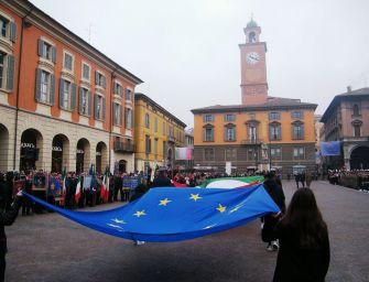Mattarella: Tricolore è democrazia
