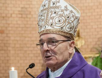 Un vescovo instancabile