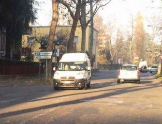 Reggio. Aperto cantiere per rotatoria tra via Turri e via del Partigiano