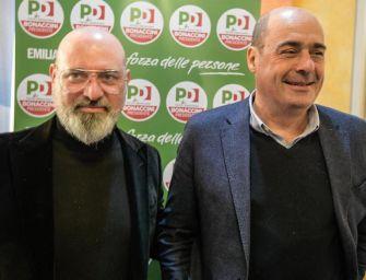 'L'Italia segue la battaglia d'Emilia'