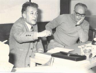 Reggio celebra i 100 anni dalla nascita di Loris Malaguzzi