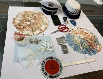 Reggio. Stroncato giro di cocaina dietro il Polo scolastico di via Makallé