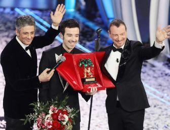 Vince Diodato il Sanremo dei record