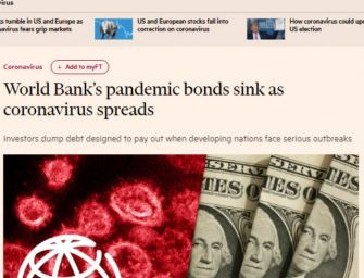 Il Pandemic Bond