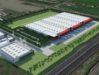 Nuovo stabilimento Kramp nell'Area Nord di Reggio