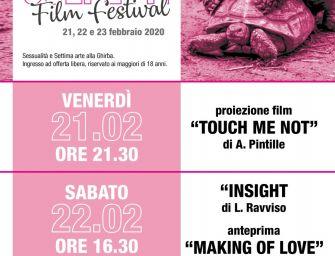 """""""Colpetti Film Festival"""", a Reggio una rassegna che scandaglia la sessualità in tutte le sue declinazioni"""