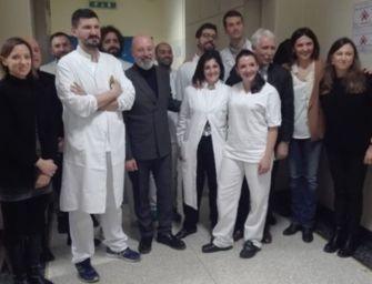 Chirurgia, primo intervento al mondo con la realtà aumentata