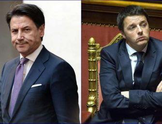 Renzi-Conte verso lo strappo
