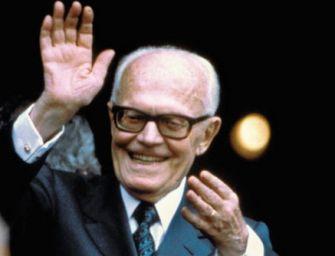 Modena ricorda Pertini a 30 anni dalla scomparsa del presidente socialista