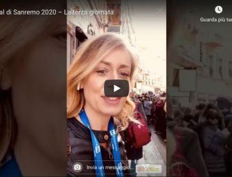 Festival di Sanremo 2020 – La terza giornata