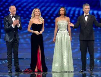 Sanremo, oltre 10mln alla tv