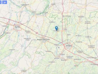 Terremoto di magnitudo 3.4 con epicentro a Correggio