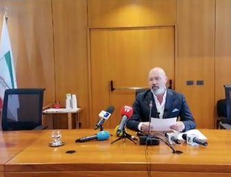 Regione Emilia-Romagna, la presentazione della giunta Bonaccini-bis