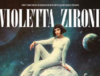 Coronavirus, rimandate al 26 e al 27 aprile le due date italiane del tour europeo di Violetta Zironi