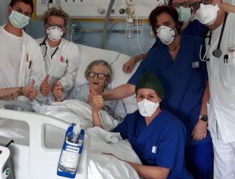 Coronavirus, guarita una 95enne modenese di Fanano