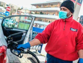 Benzina: costi da record, la media nazionale a 1,628 euro