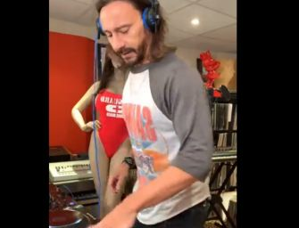 Bob Sinclar: Day 3 Lockdown – Classic Funk Live DJ Set