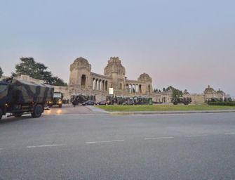 A Bergamo altri camion militari con bare