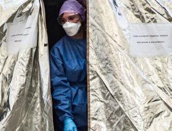 Coronavirus, in tre giorni 122 medici e infermieri rispondono al bando straordinario della Regione per Parma e Piacenza