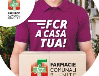 Reggio, a marzo FCR consegna gratis a casa