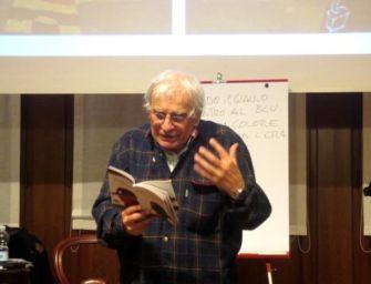 Addio al poeta Pietro Formentini, un artista eclettico