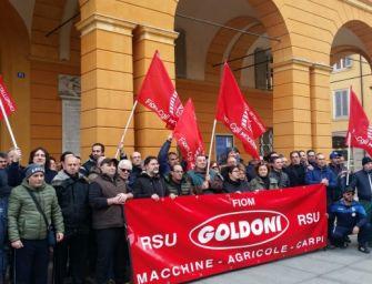 Concordato alla Goldoni Arbos di Carpi, sindacati preoccupati per l'impatto sull'occupazione nel modenese e nel reggiano