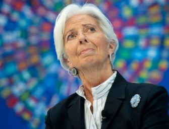 Lagarde, Italia al tappeto con un cazzotto