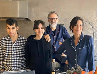 'Kitchen Quarantine', lo chef Bottura cucina live su Instagram