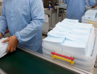 Coronavirus, dalla Regione un vademecum per le imprese che vogliano produrre mascherine chirurgiche