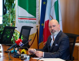 """Coronavirus, Bonaccini scrive alla commissaria europea Ferreira: """"Non c'è più tempo per esitare"""""""