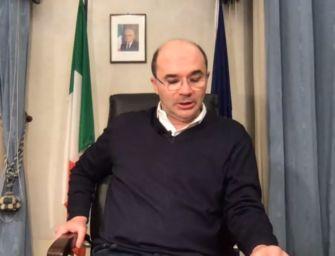 Reggio. La diretta del sindaco Vecchi: situazione grave, ma stazionaria