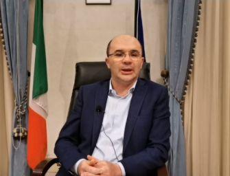 Il sindaco Luca Vecchi fa il punto: Reggio si sta comportando bene