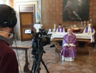 Reggio. Il 25 marzo 2 dirette per pregare con monsignor Camisasca