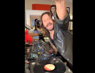Day 32 – Lockdown – French Touch Disco House Session – Bob Sinclar