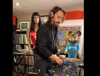 Day 19 – Lockdown – Disco High Energy Session. Bob Sinclar