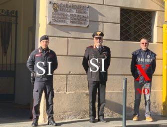 Reggio. Pensione con i carabinieri a casa