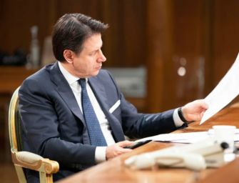 Conte: si riparte il 4, piano unico per le Regioni