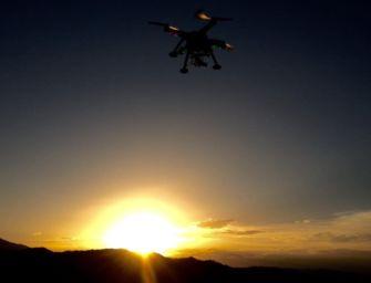 Nel reggiano anche il drone della Polizia provinciale per i controlli del ponte di Pasqua