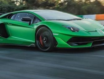 Lamborghini il 4 riapre in scurezza
