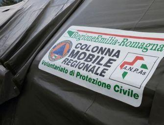Giovedì 9 aprile flash mob della Protezione civile davanti agli ospedali dell'Emilia-Romagna