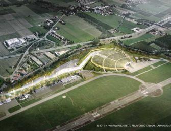 Arena Rcf Campovolo di Reggio. In Commissione il progetto di nuovo ponte sul Rodano a servizio dei parcheggi