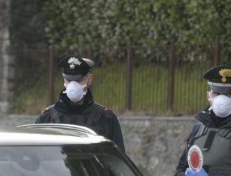 Carabiniere investito da ladri nel Bolognese, è grave