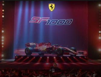 Ferrari, nel primo trimestre del 2020 utile in calo dell'8% per la crisi Covid-19