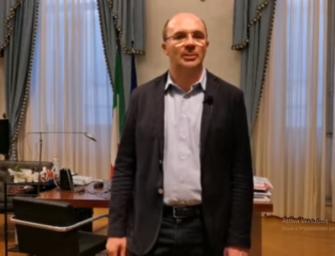 Fase 2. Il sindaco di Reggio: comportiamoci con responsabilità