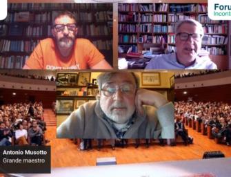 Francesco Guccini, 80 anni in diretta Facebook