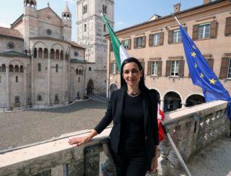 Anna Maria Lucà nuova assessora del Comune di Modena